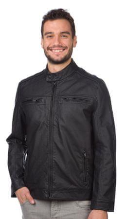Brave Soul moška jakna Cornbrook S črna
