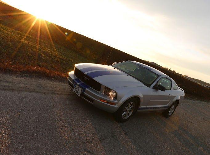 Poukaz Allegria - řízení vozu Ford Mustang Mikulov