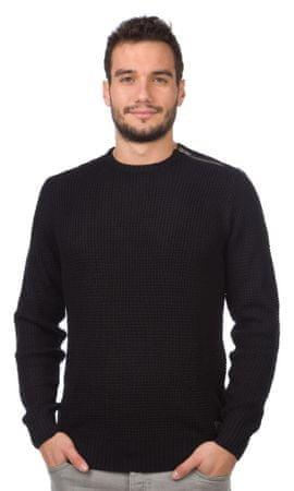 Brave Soul moški pulover Jedi M črna