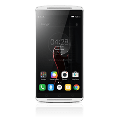 Lenovo A7010 Dual Sim Mobiltelefon, Fehér