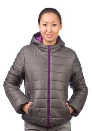 Brave Soul dámská bunda Maliapkb XS tmavo sivá