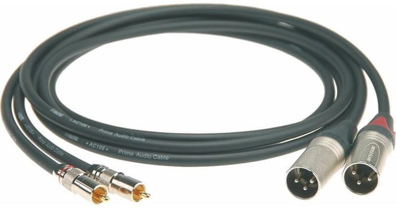 Klotz ALPM030 Propojovací kabel