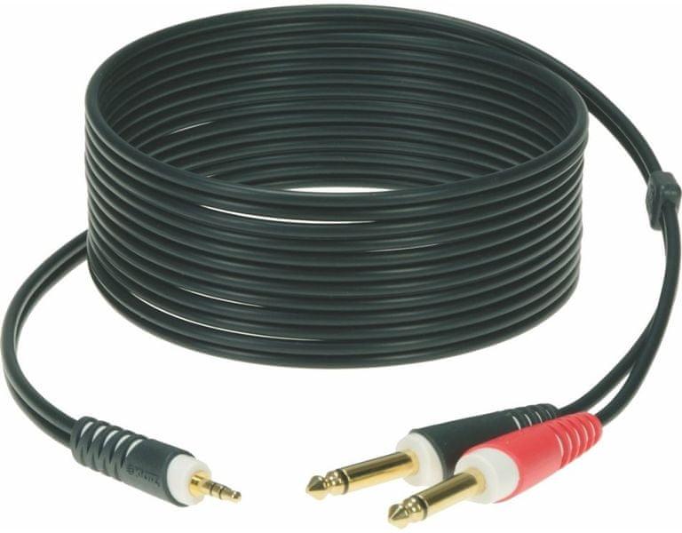 Klotz AY5-0600 Propojovací kabel