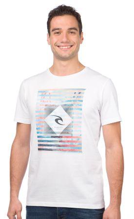 Rip Curl T-shirt męski L biały