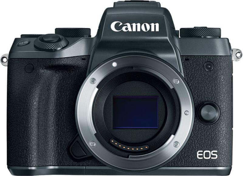 Canon EOS M5 Body + adaptér EF - EOS M