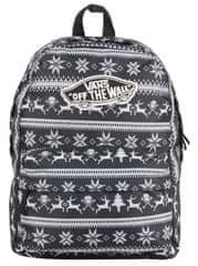 Vans W Realm Backpack Holiday Black