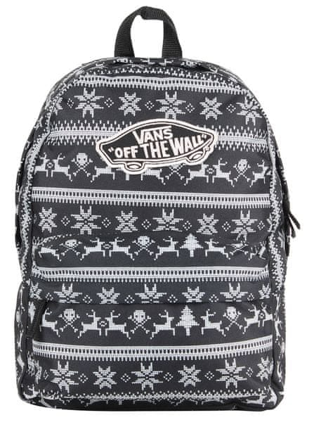 Vans W Realm Backpack Holiday Black