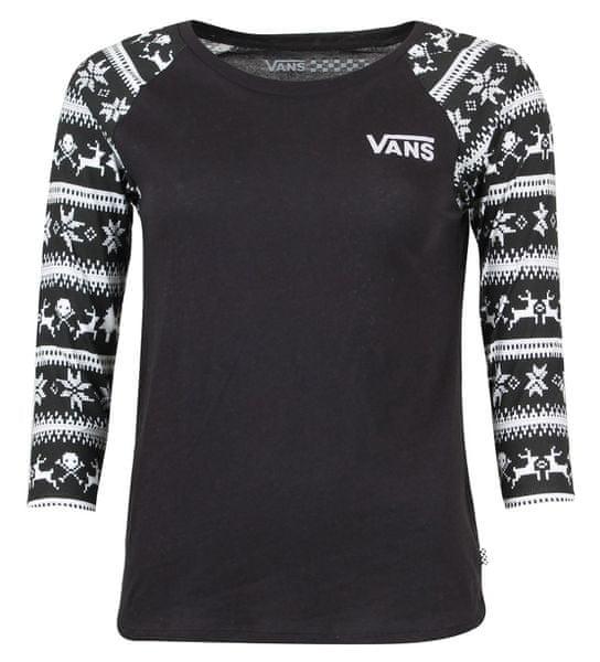 Vans W Reindeer Raglan Black-Holiday B XS