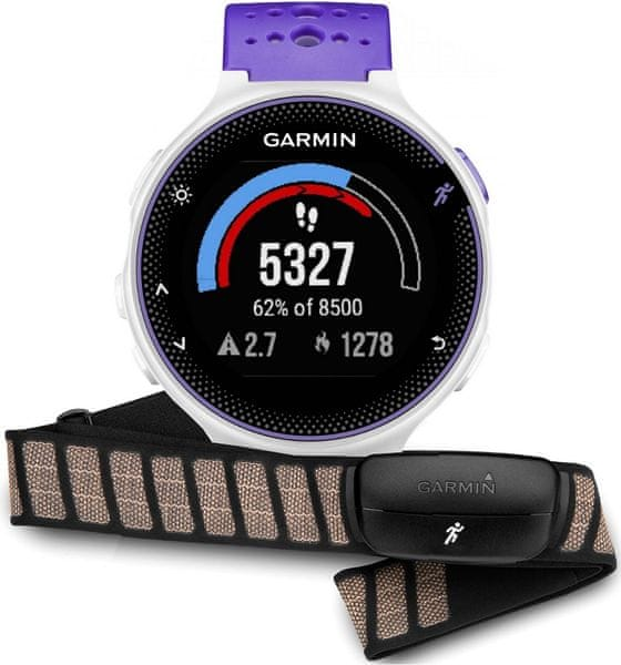 Garmin Forerunner 230 HR Premium Purple