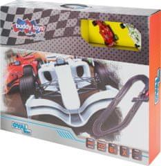 Buddy Toys BST 1301 Tor wyścigowy owalny