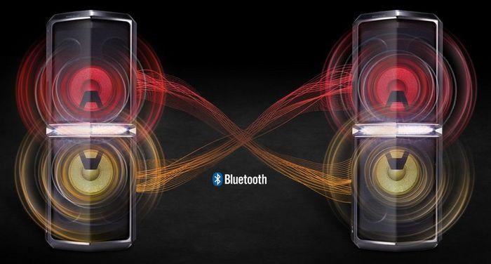 připojení více Bluetooth zařízení