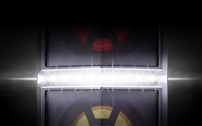 unikátní světelný pruh