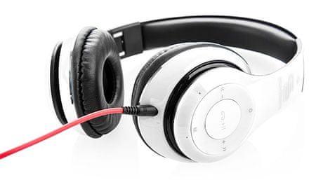 GoGEN słuchawki bezprzewodowe HBTM 41, biały