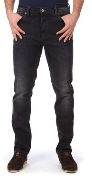 Mustang pánské kalhoty 33/34 černá