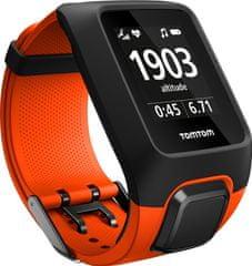 TomTom Adventurer Cardio + Music Orange