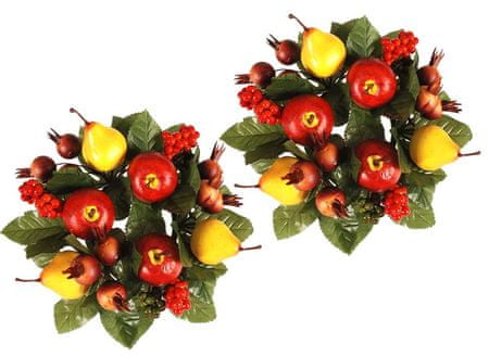 EverGreen venec s sadjem, 2 kosa