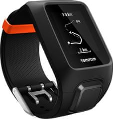 TomTom Adventurer Cardio + Music Black