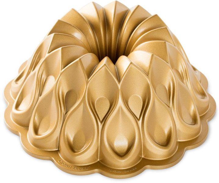 Nordic Ware bábovková forma Crown Gold