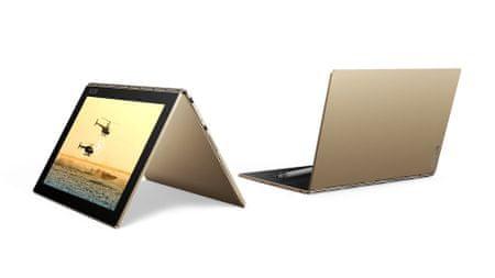 "Lenovo Yoga Book 10"" 4GB+64GB - Champagne Gold (ZA0V0040CZ)"
