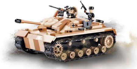 Cobi SMALL ARMY Sturmgeschütz III Ausf. G 2465