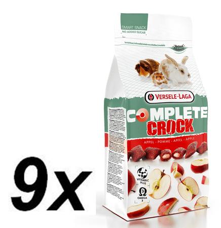 Versele Laga Crock Complete Apple 9 x 50 g