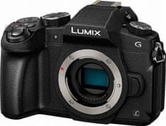 PANASONIC Lumix DMC-G80 Body (DMC-G80EG-K)