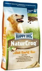 Happy Dog Natur-Croq Rind&Reis 15 kg