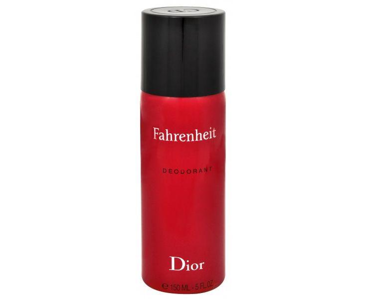 Dior Fahrenheit - deodorant ve spreji 150 ml