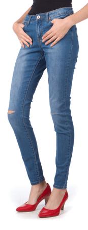 Brave Soul jeansy damskie Annadenr S niebieski