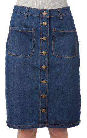 Brave Soul dámská sukně Tangor L modrá
