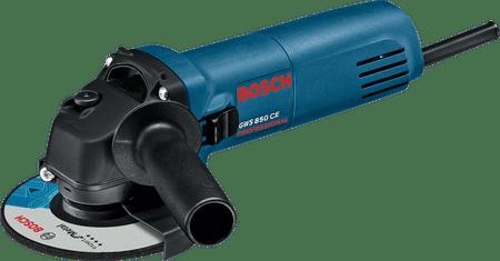 BOSCH Professional kotni brusilnik GWS 850 CE (0601378793)
