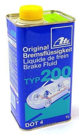 ATE zavorna tekočina DOT4 TYP2000, 1 l