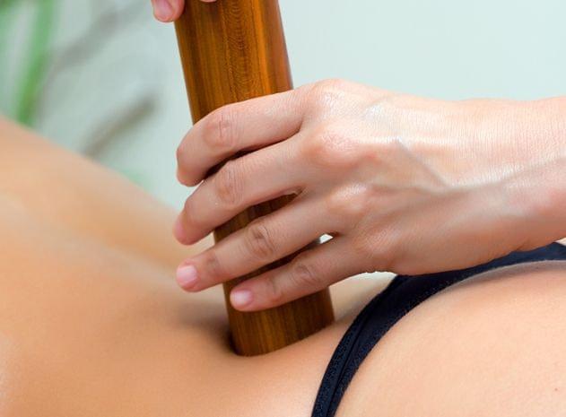 Poukaz Allegria - bambusová masáž Praha