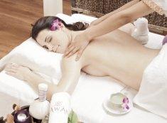 Allegria dotek vůně - olejová aroma masáž Karlovy Vary