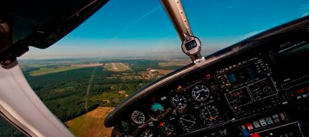 Poukaz Allegria - výlet vyhlídkovým letadlem pro tři Plzeň