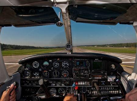 Poukaz Allegria - staňte se pilotem - pouze pro Vás