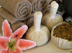 Allegria ajurvédská masáž bylinkovými pytlíčky