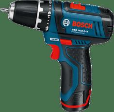 BOSCH Professional akumulatorski vrtalni vijačnik GSR 12V-15 v kovčku (0601868122)
