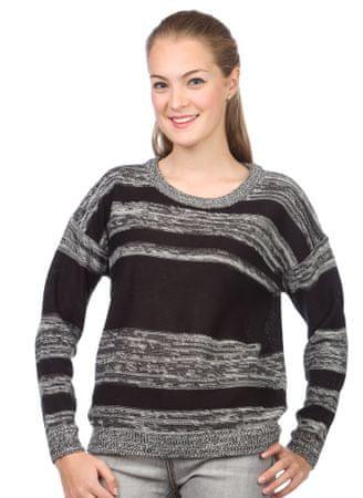 Brave Soul ženski pulover Hobbs S črna