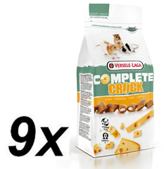 Versele Laga 9x Crock Complete Cheese - so syrom