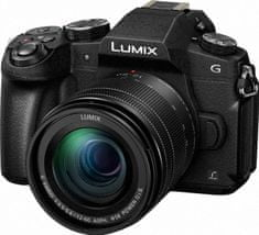 Panasonic Lumix DMC-G80 + 12-60 mm (DMC-G80MEG-K)