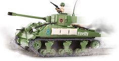 Cobi SMALL ARMY M4 Sherman A1 / Firefly 3007