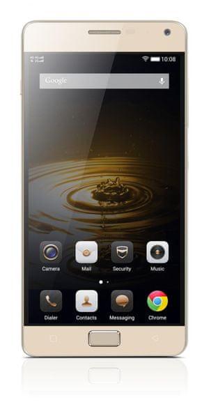 Lenovo Vibe P1 PRO, Dual SIM, zlatý