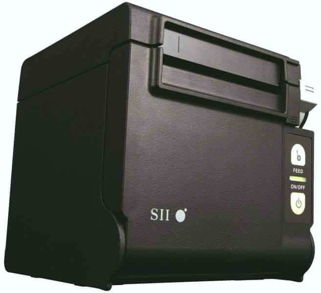Seiko Pokladní tiskárna RP-D10, řezačka, LAN (RP-D10-K27J1-E)