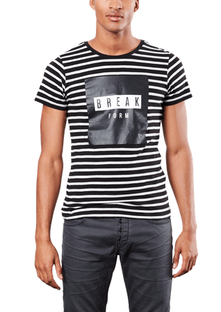 s.Oliver T-shirt męski XL czarny