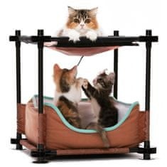 Kitty City łóżeczko na drzemkę dla kota