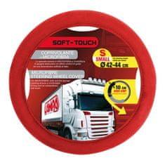 DEPO Auto Parts MZS577813 kormányvédő soft 42-44 cm piros