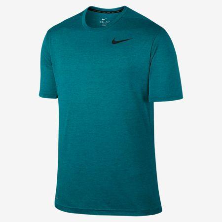 Nike moška majica Dry SS Top Touch Plus, turkizna, velikost S