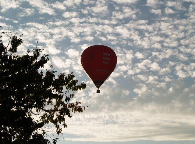 Poukaz Allegria - let balónem pro dva Brno