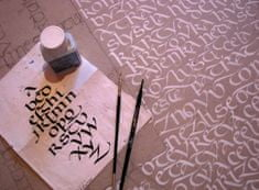Poukaz Allegria - kurz kaligrafie – umění písma
